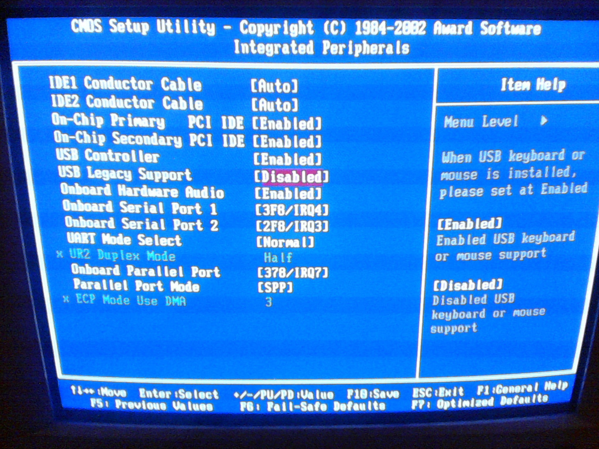 CORE-9092] ReactOS livecd freezes at boot on a real computer