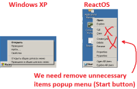 Start - remove unnecessary items popup menu.png